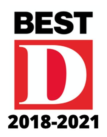 D Magazine Best 18-20
